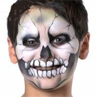 réaliser un maquillage de squelette pour halloween 2012   Actu-Communiqués-Gratuits