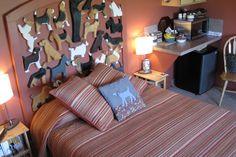 Tierischer Urlaub mit und im Hund - USA , Cottonwood, Idaho (c) Dog Bark Park Inn