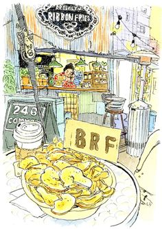 KIMIKOのカラフルスケッチ日記 blog Colorful Sketch 関本紀美子                                                                                                                                                      もっと見る