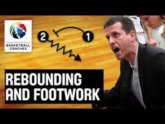 Rebounding and Defensive Footwork - Torsten Loibl - Basketball Fundamentals - YouTube