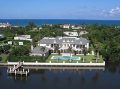 Dan Swanson Of Addison Development Palm Beach Florida Intracoastal Mansion 1220 South Ocean Boulevard Owner