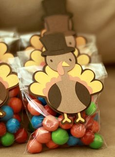50 Cute Thanksgiving Treats
