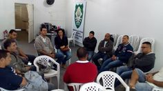 ALEXANDRE GUERREIRO: REUNIÃO REALIZADA NA SUBSEDE SINDASPMG/JF - ZONA D...