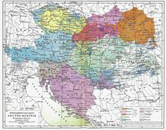 Austria Informations sur notre site Roman Empire Map, Holy Roman Empire, Places To Travel, Places To Go, Map Layout, Hungary Travel, Austria Travel, Historical Maps, Germany