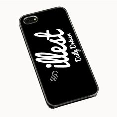illest daily driven iPhone 4(S) 5(S) 5C Cases