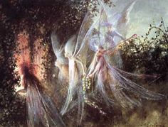 All About Fairies | ... to fairies in various folklore. Here are some you might have seen