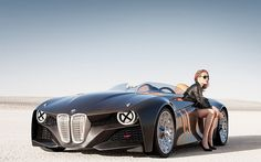 BMW 328 concept. I could stand to drive one of these.