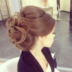 39 Elegant Updo Hairstyles for Beautiful Brides  TOPUZ MODELERİ