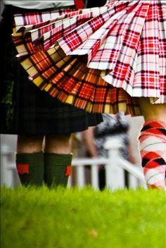 My kilt is swinging to your piping.