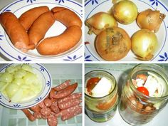 Sausage, Canning, Meat, Food, Sausages, Essen, Meals, Home Canning, Yemek