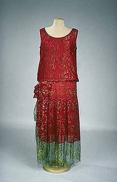 1920s : Fashions of a Roaring Decade - Page 20 - the Fashion Spot