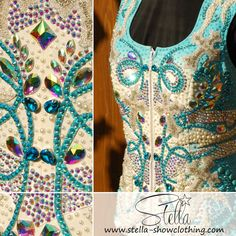 Showvest for sale, see more on www.stella-showclothing.com Western Wear, Custom Made, Crochet Necklace, How To Wear, Jackets, Shirts, Clothes, Fashion, Oriental Dress