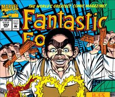fantastic four 393 issue - Yahoo Image Search Results