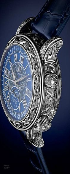 Patek Philippe watch details | LBV ♥✤