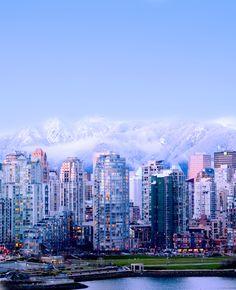 Wintery City | Flickr - Photo Sharing!