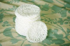 Alli Crafts: Free Pattern: Makeup Remover Pads