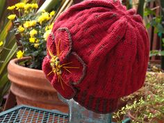 Ravelry: Cloche Enough/Chemo Hat/Beanie pattern by Debbie Anne & Susan Ann
