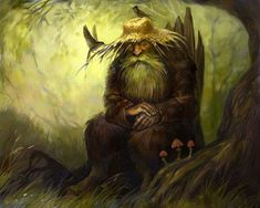 Scary monsters: Russia's creatures of folklore live on Fantasy Forest, Fantasy World, Fantasy Art, Mythological Creatures, Mythical Creatures, Legends And Myths, Nature Spirits, Scary Monsters, Legendary Creature