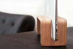 MacBook Rack - Nordic Appeal by Martin Bay — Kickstarter