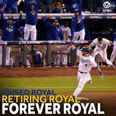 Royals Baseball, Kansas City Royals, My Boys, Basketball Court, Sports, Blue, Hs Sports, My Children, Excercise