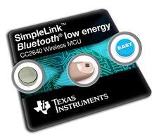 SimpleLink ultra-low power wireless MCU for Bluetooth low energy