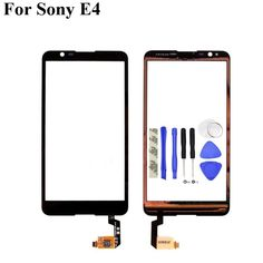 Buy Original Tested for Sony Xperia E4 E2104 Dual E2105 E2115 E2124 Touch Screen Front Outer Glass Panel Digitizer +tools ....Click Link... #sony #xperia #sonyxperia #sonyphone #phone #phones #mobile #mobilephone