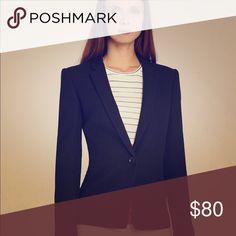 Black blazer BCBG, classic sexy fit! BCBG Jackets & Coats Blazers