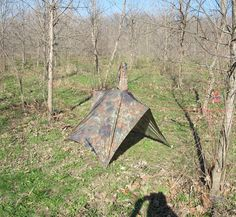 9 Different Military Poncho Survival Shelter Configurations –