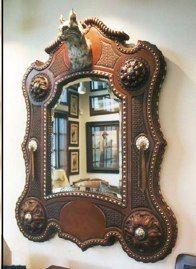 Bobcat mirror