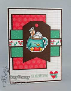 """Your Next Stamp """"Sweet Holiday Greeting and Stitched Fishtail tag (two) die) blog post:"""
