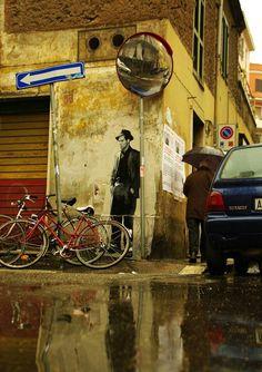 Il Ladro di Biciclette, Rome, Italy