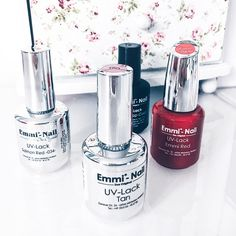 All about Nails: Emmi UV-Lack Set /Review | Taschas daily Attitude – Blog | Bloglovin'
