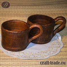 Кружка керамическая Колоски 0,2 л - гончарная лощеная керамика молочный обжиг, экологически чистая посуда, ручная работа купить в интернет-магазине Рукоделец
