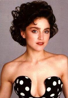 "STYLE REWIND: Madonna for ""Harper's Bazaar, May 1988"" by Francesco Scavullo"