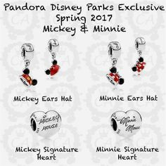 7fcd3a4e9 New Disney Parks Exclusive Pandora Charms Available in Disne ...  anticipated lines from Pandora is their Disney Collection and nothing is  more exciting ...
