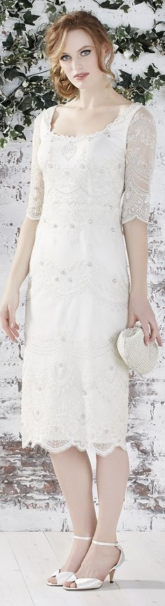 Lovely Wedding dress ideas for casual brides Read article with fashion tips http