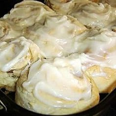 Herbs And Spices, Savory Cinnamon Rolls, My Husband Was The Inspiration For This Recipe. These Rolls Are Extremely Tasty And Are Not Heavy. The Secret To This Recipe Lies In The Frosting. Cinnamon Roll Icing, Cinnamon Rolls, Cinnamon Recipes, Donut Recipes, Apple Recipes, Baked Rolls, Sticky Buns, Yellow Cake Mixes, Rolls Recipe