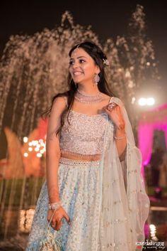 Sister Of The Bride Style: Meet Simran! Indian Wedding Outfits, Wedding Attire, Indian Outfits, Bridal Outfits, Orange Lehenga, Pink Lehenga, Choli Designs, Blouse Designs, Sari