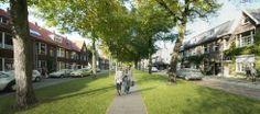 Speelhuislaan Artists Impression Gemeente Breda #viabreda #toekomst #belcrum