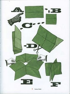 DIY Instant Book (From 'How to Make Books' by Esther K. Smith)