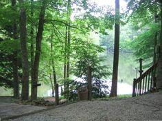 Wood Creek Lake Vacation Rental - VRBO 251566 - 2 BR KY Cabin, Lakefront Cabin Rental in Wood Creek Lake, London, Kentucky