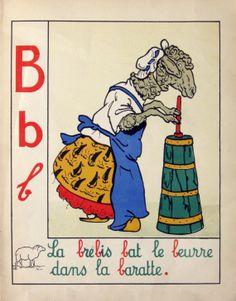 Alphabet, Jean de La Fontinelle, 1933;