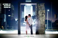 Pasadena Engagement Session Photography | Billy & Jen