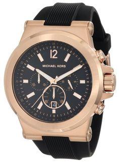 586f88eab761  Michael  Kors  Chronograph MK8184 Mens Watch Michael Kors Rose Gold