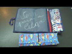 Gislaine Pirani ensina fazer uma lousa em patchwork para criança. - YouTube