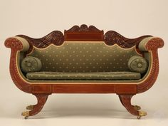 Sofa : Excellent American Empire Sofa 18 With American Empire Sofa American Empire Sofa Original' American Empire Style Sofa' American Empire Sofa as well as Sofas Settee, Love Seat, Furniture, Shelving Design, Creative Design Furniture, Royal Furniture, Vintage Furniture, Furniture Chair, Empire Furniture