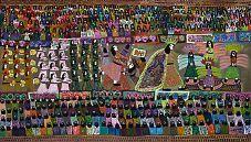 Desfile de Escola de Samba - Antonio Poteiro 1972