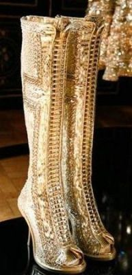 Gold Givenchy