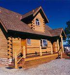 I would like to put log cabin siding on my house. Junk is expensive tho. Haha