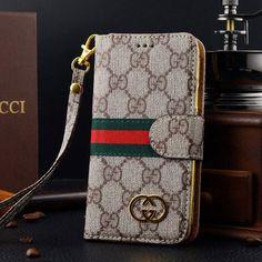 52eb96f0f81b Leather Gucci iPhone 7 Case Wallet Brown Louis Vuitton Hat, Louis Vuitton  Sunglasses, Louis